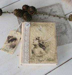 DIY Notesbog med kalkmaling