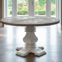 Spisebord - Crossroad Dining Table round, 140 cm diameter PÅ LAGER