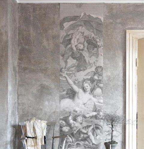 Kæmpe plakat med Venus sur Les Eaux