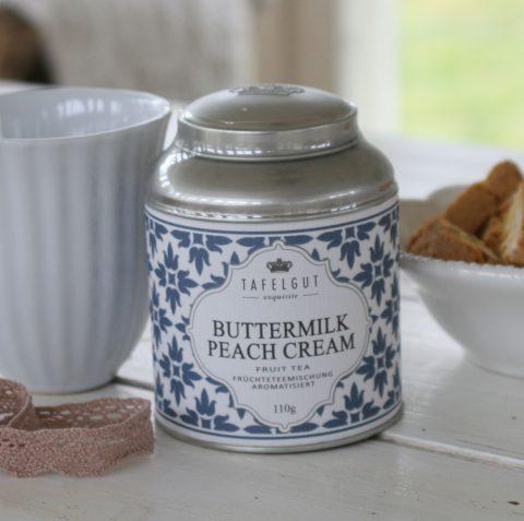 Tafelgut - Buttermilk peach cream tea