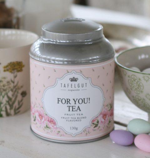 Tafelgut - FOR YOU! TEA