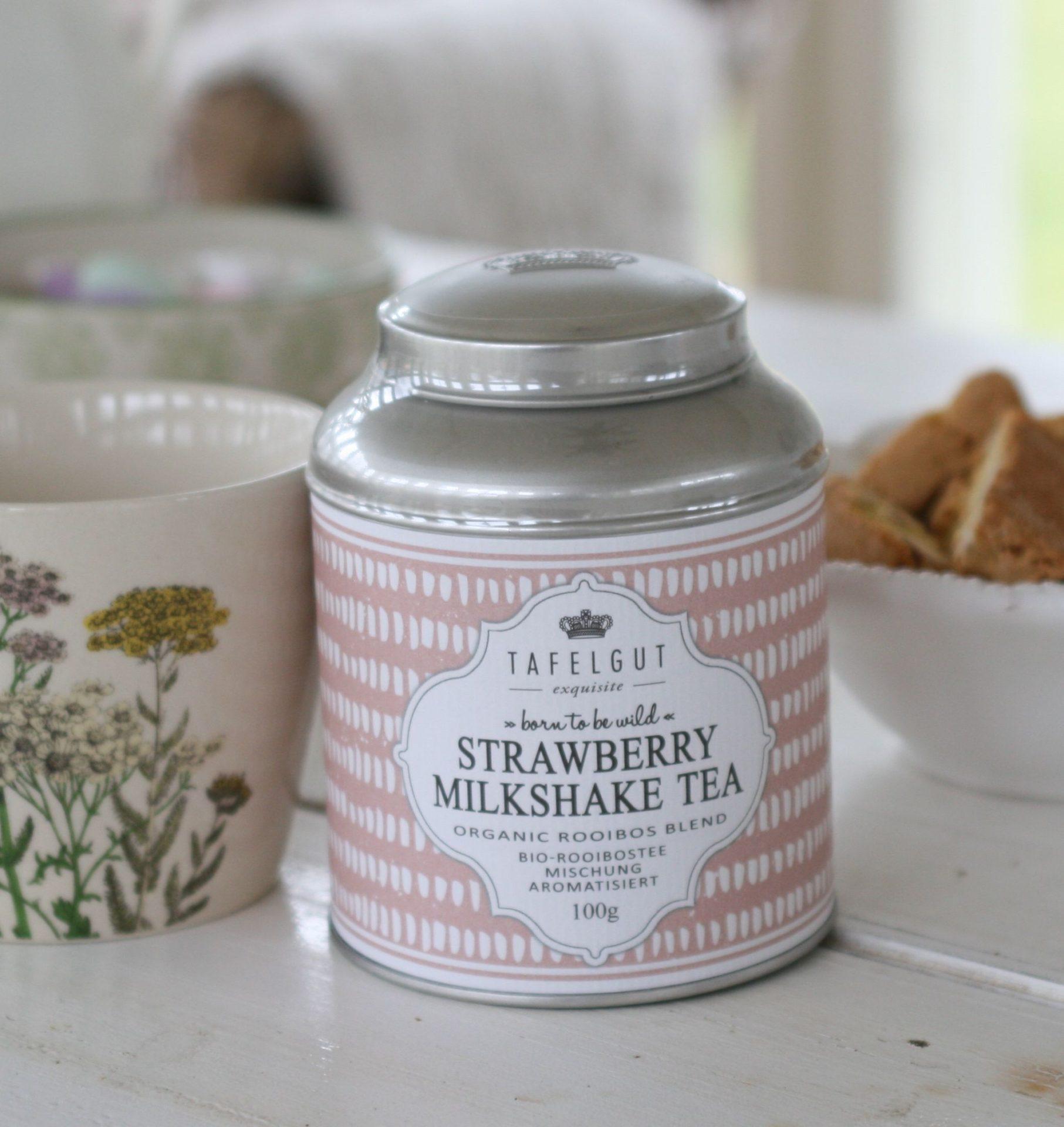 Tafelgut - Strawberry milkshake tea, Økologisk