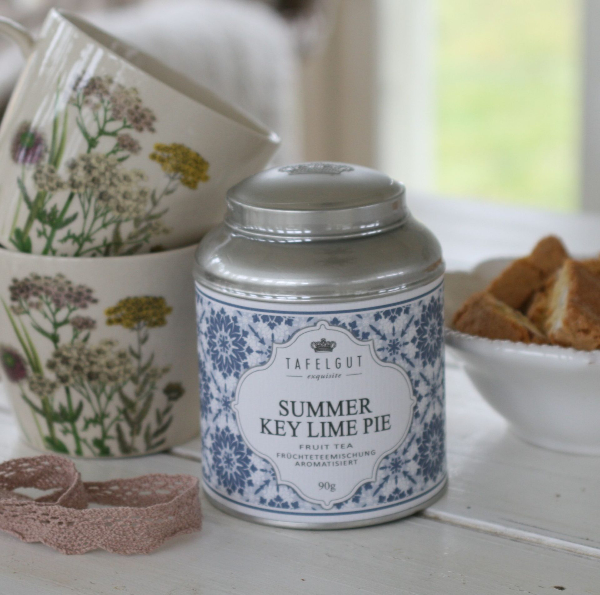 Tafelgut - Summer key lime pie tea