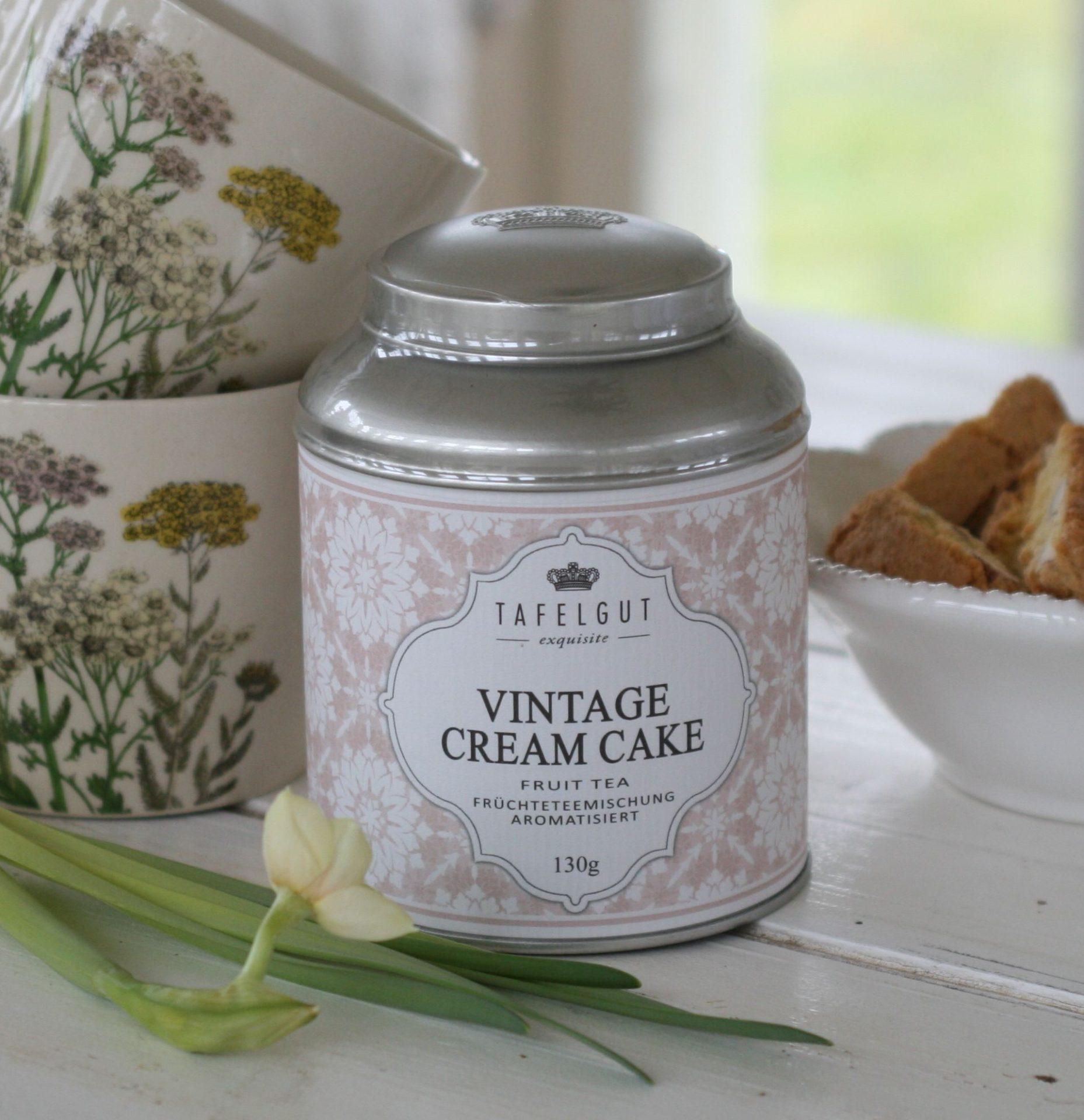 Tafelgut - Vintage cream cake tea
