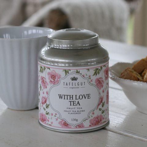 Tafelgut - WITH LOVE tea