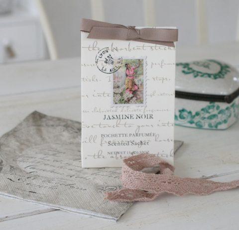 Duftepose - jasmin