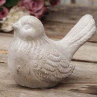 Fugl i fransk grå