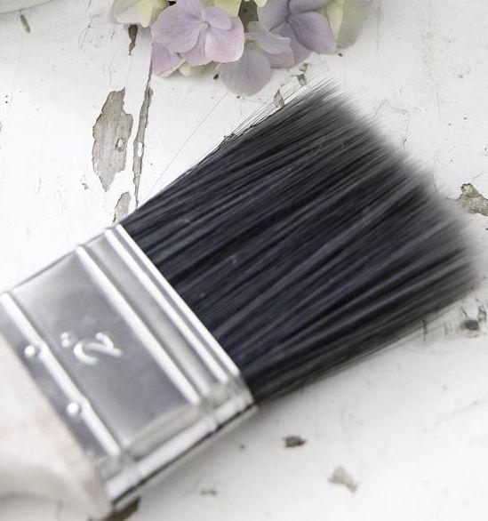 """Flad pensel - 2"""" - ekstra høj kvalitet"""