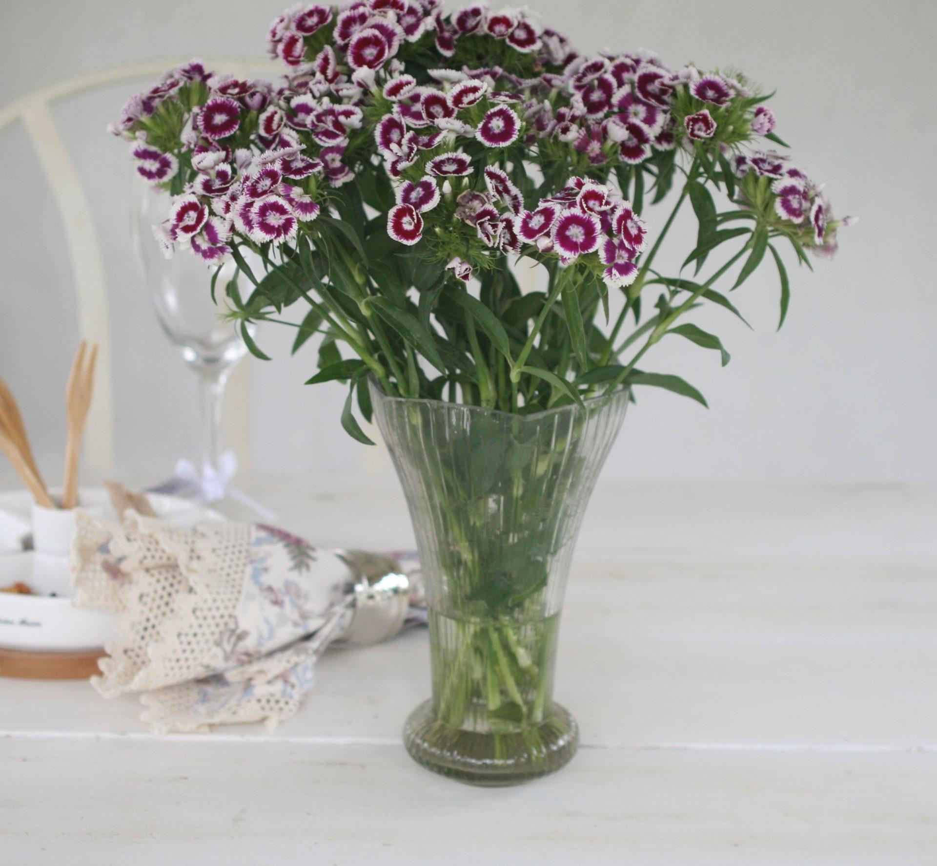Blomstervase - oldemor