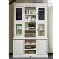 Vitrineskab - Bridgehampton Kitchen Cabinet