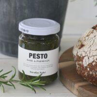 Pesto - Basilikum & Parmesan