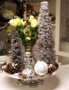 Pynt et stor flot julefad