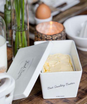 Smørboks - Fresh Butter Dish, M