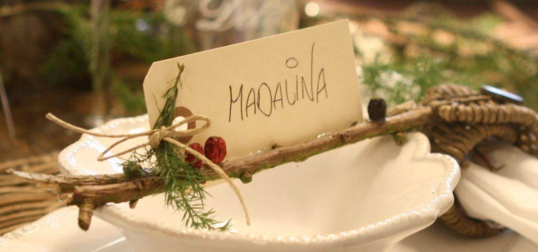 lav selv bordkort til fest