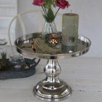 Sølv opsats - Sotogrande cake stand, L