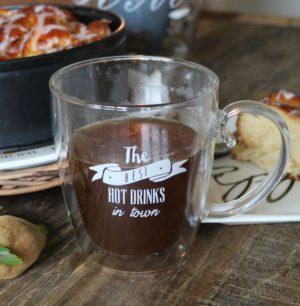 Glas - The best hot drinks Mug