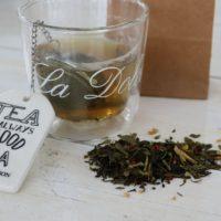 Bedstemors hyld & hindbær te
