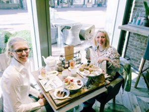 kagebord på cafe