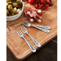 4 gafler - For The Love Of Tapas Forks