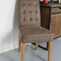 Spisebordsstol - Cape Breton Dining Chair, pellini, coffee BESTILLINGSVARER