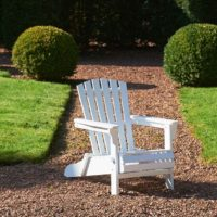 Havestol - Classic Adiron Deck chair Outdoor, white BESTILLINGSVARER