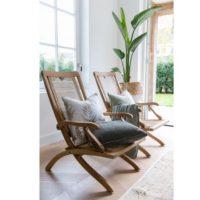 Lænestol - Madrague Lounge Armchair