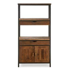 Reol - Shelter Island Book Cabinet BESTILLINGSVARER