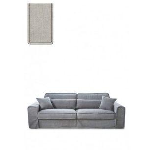 Sofa – Metropolis Sofa 3,5 eller 2,5 seater, washed cotton, ash grey BESTILLINGSVARER