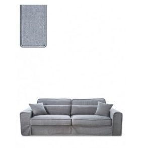 Sofa – Metropolis Sofa 3,5 eller 2,5 seater, washed cotton, ice blue BESTILLINGSVARER