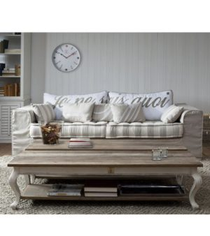 Sofabord - Driftwood Coffee Table, 165x45cm