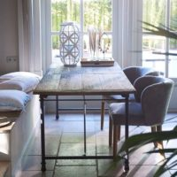 Spisebord – Brooklyn Dining Table 220x90 cm BESTILLINGSVARER