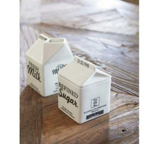 Sukkerskål - Carton Jar Sugar
