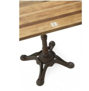 Cafebord - Rue du Bac Bistro Table 70x70 cm