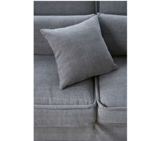 Sofa – Metropolis Sofa 3,5 eller 2,5 seater, washed cotton, grey BESTILLINGSVARER