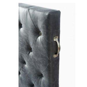 Sengegavl - Union Square Headboard Double, pellini, anthracite BESTILLINGSVARER