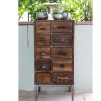 Kommode - Spring Street Chest of Drawers BESTILLINGSVARER