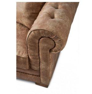 Sofa - Crescent Avenue Sofa 2,5 pers, pellini læder camel BESTILLINGSVARER