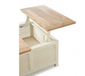 Sofabord - Claremont Coffee Table, 90x90 cm BESTILLINGSVARER