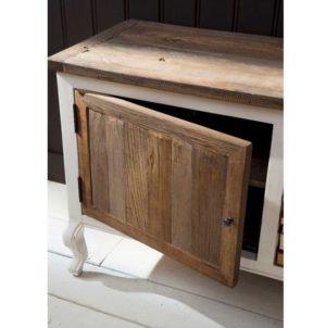 Tv-bord - Driftwood Flatscreen Side Table, 180x45x65cm BESTILLINGSVARER