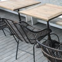 Havestol - Outdoor Carolina Port Dining Armchair BESTILLINGSVARER