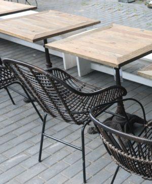 Havestol - Outdoor Carolina Port Dining Armchair BESTILLINGSVARER