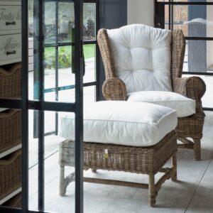Lænestol - Nicolas Wing Chair