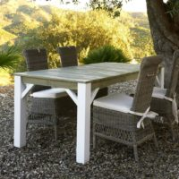 Havestol - Outdoor Rustic Rattan Saint Malo Chair BESTILLINGSVARER