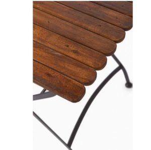 Havebord- St Maxime Bistro Table 75x75 BESTILLINGSVARER