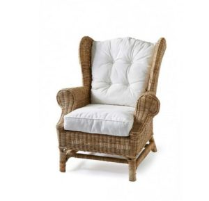 Lænestol - Nicolas Wing Chair