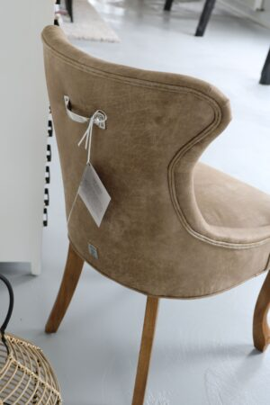 Spisebordsstol – George Dining Chair, pellini, camel BESTILLINGSVARER