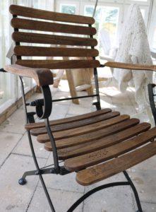 franske havemøbler