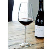 Rødvinsglas - Vino Rosso Wine Glass