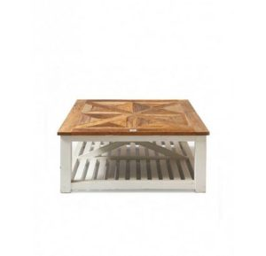 Sofabord - Château Chassigny Coffee Table 90x90cm BESTILLINGSVARER