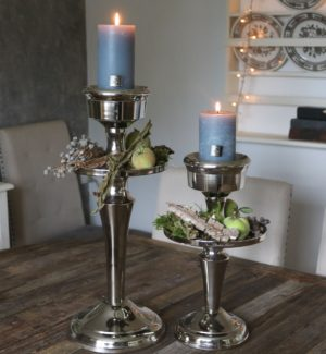 Lysestage - Fez Candle Holder L UDSOLGT